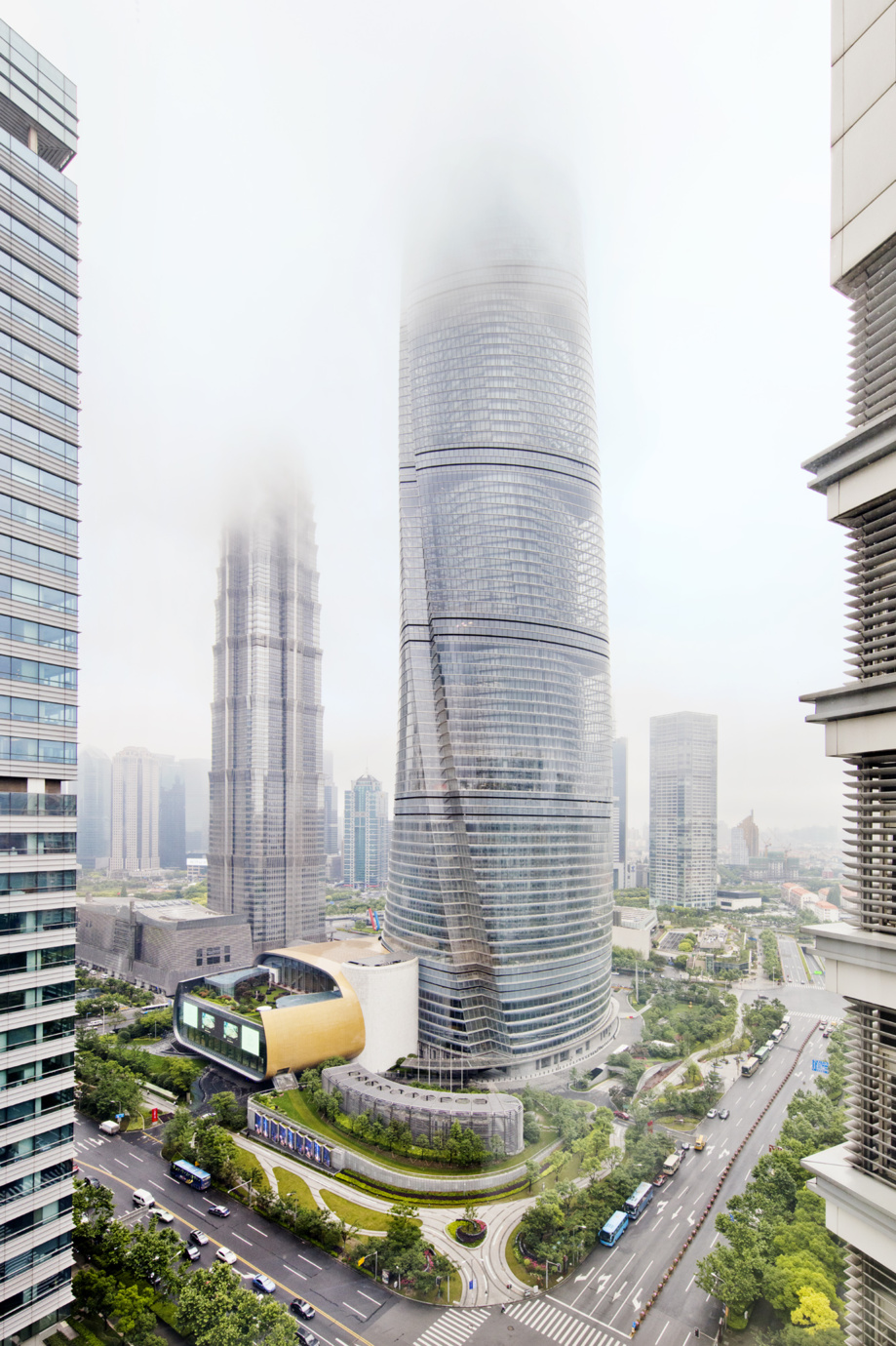 Shanghai Tower Copyright: Connie Zhou