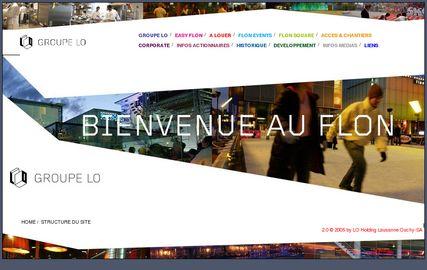 Groupe LO - Rapport intermédiaire au 30.06.2008