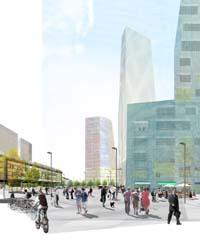 La Praille nouveau centre de Genève ?