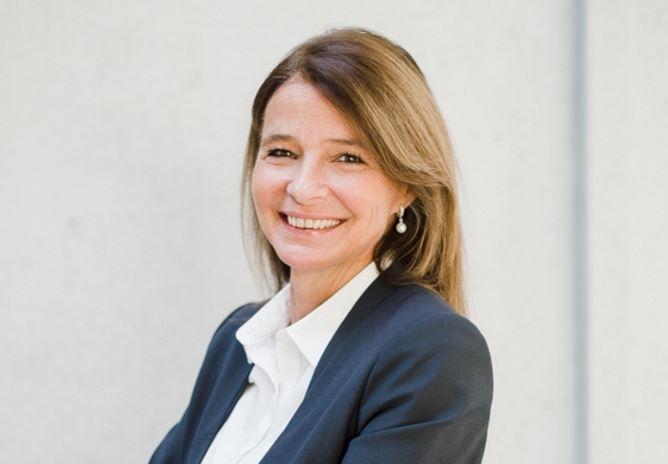 Ursula Rufene Photo : Clara Tuma