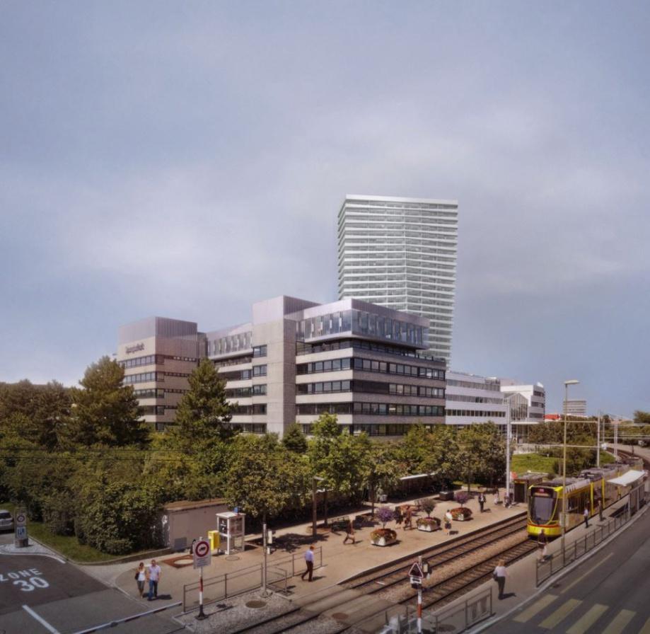Es geht weiter hoch hinaus in Münchenstein: Quartierplan Spengler