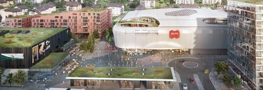 Die Centerleitung der Mall of Switzerland steht fest