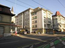 Projet de densification à Lausanne