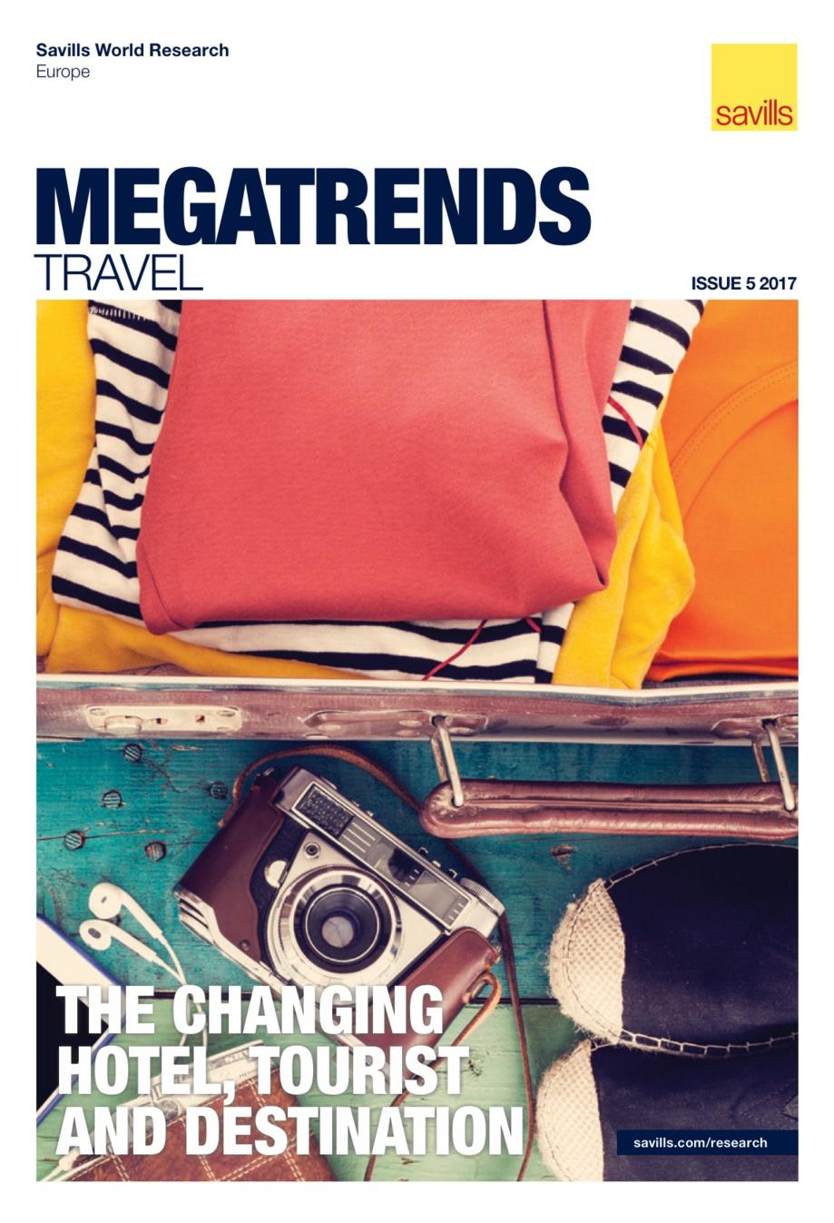 Savills - Europe Megatrends Travel – Issue 5 2017