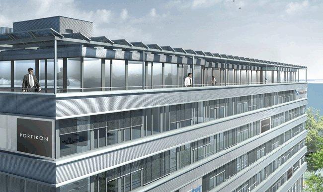 Hochtief Development Schweiz a vendu l'immeuble Portikon