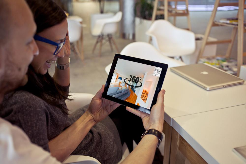 Visites virtuelles 360 degrés: la technologie au service de la promotion immobilière