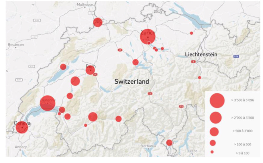 Logements pour étudiants en Suisse – un aperçu du marché