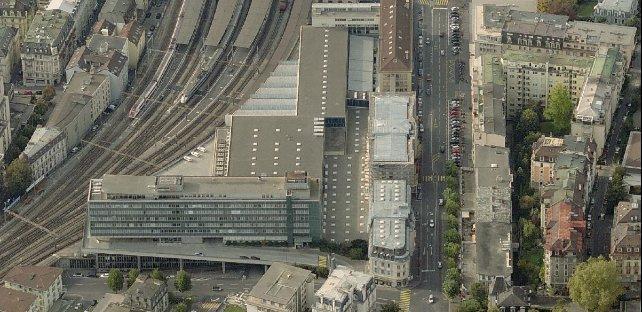 Mobimo : projet d'acquisition à Lausanne