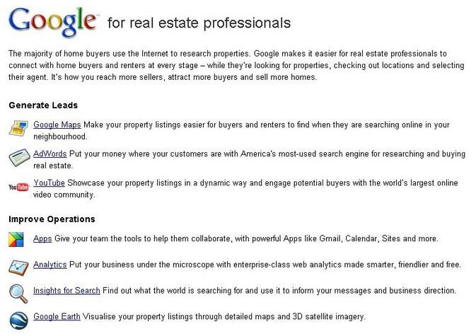 Que penser de l'arrivée de Google dans l'immobilier ?
