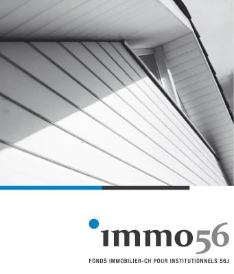 IMMO56 , UN FONDS NOVATEUR QUI TRACE SEREINEMENT SON CHEMIN