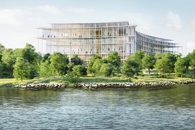 Lombard Odier dévoile le projet architectural de son nouveau siѐge mondial