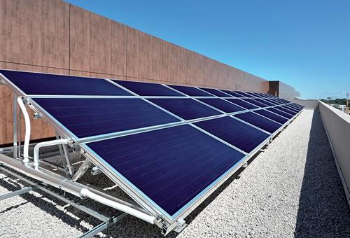 Programme 100 millions pour les énergies renouvelables et l'efficacité énergétique