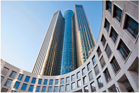Deka Immobilien buys Frankfurt Tower 185 for c.€775m