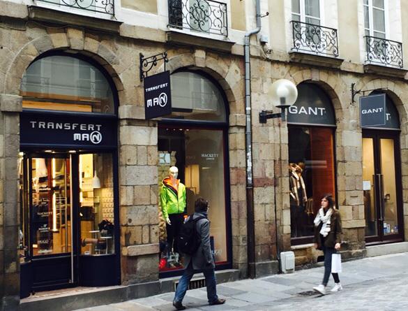 Rennes Nespresso Va Ouvrir Une Boutique Rue Nationale