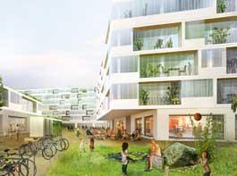 Les résultats du concours d'urbanisme et d'architecture sur le futur éco-quartier de la Jonction sont connus