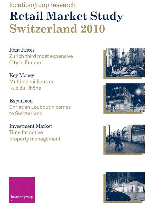 Marché immobilier commercial : La Bahnhostrasse dans le Top 3 en Europe