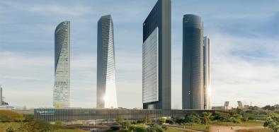 À Madrid, la location de bureaux s'envole
