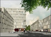 Nouveau centre administratif à Berne-Wankdorf: résultat du concours d'architecture