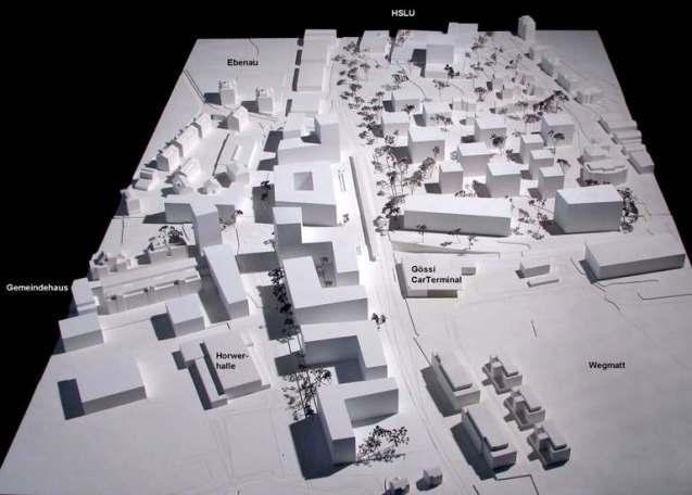 """Projekt """"Südbahnhof"""": Horw packt die Chance für ein Jahrhundert-Projekt"""