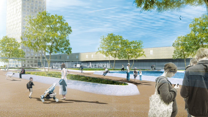 Projet Beaulieu 2020 © LDD