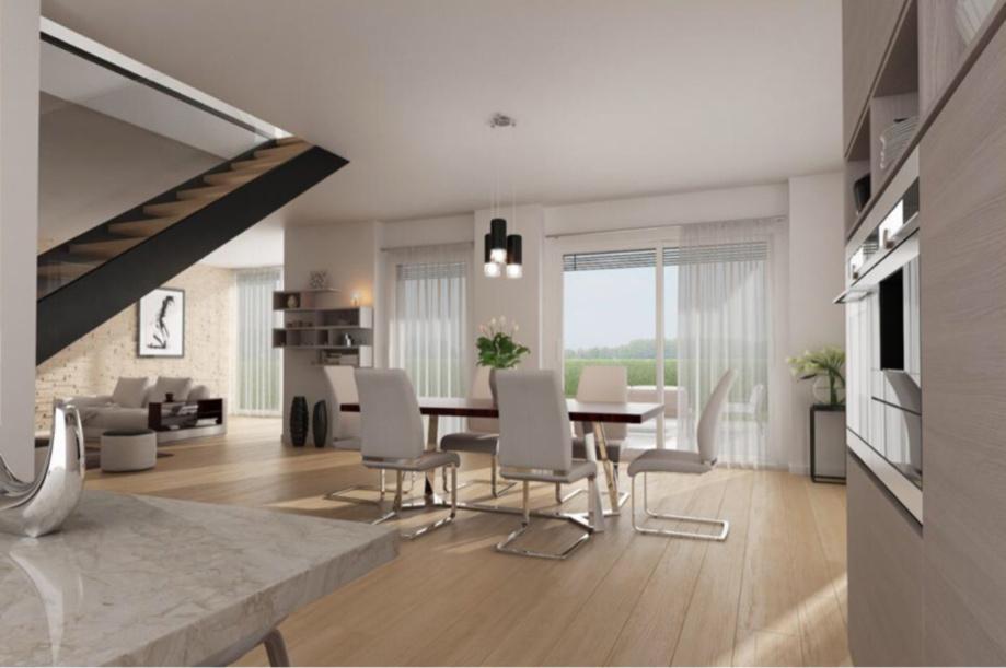 Corseaux VD - Superbe promotion de 3 appartements à vendre
