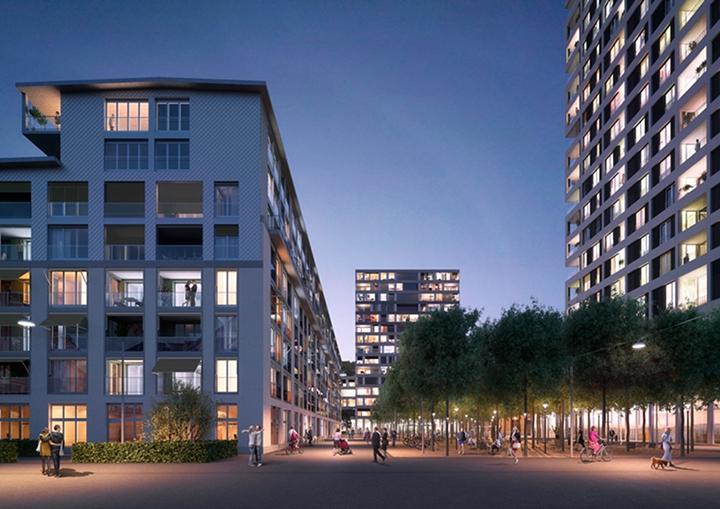 Implenia trouve un investisseur pour la Lokstadt à Winterthur