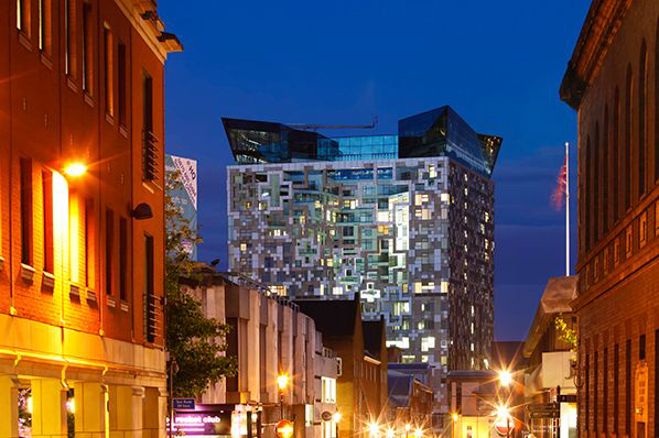 Tristan Fund vend un immeuble historique à Birmingham