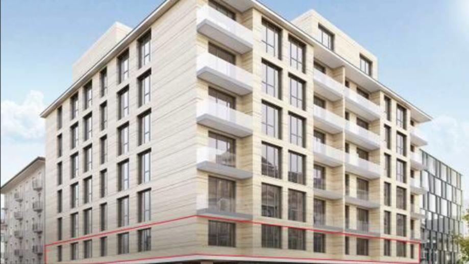 Lugano Nouveaux bureaux dans le centre-ville