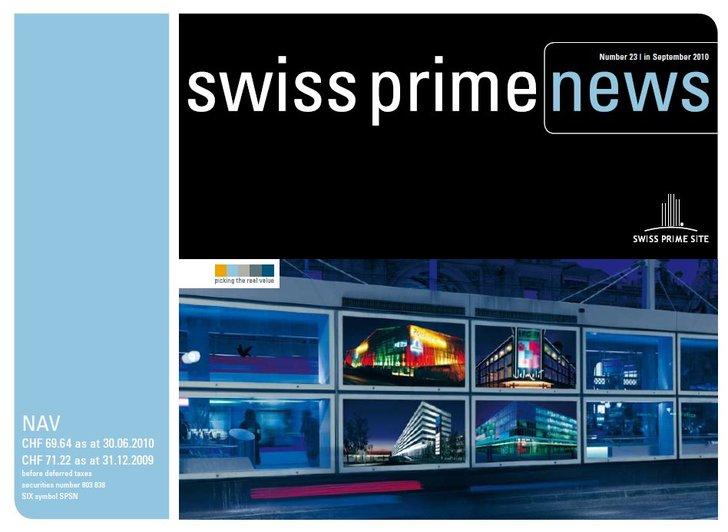 SPS News en anglais