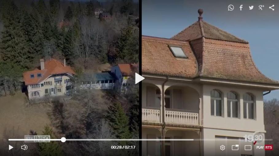 Le patrimoine immobilier communal peut être un fardeau ou peut rapporter gros. 19h30 / 2 min. / samedi à 19:30 source RTS