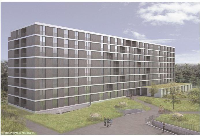Implenia construit des logements pour étudiants à Genève
