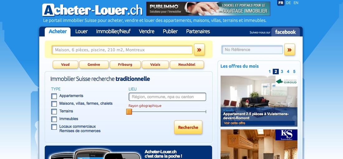 Bon anniversaire Acheter-Louer.ch
