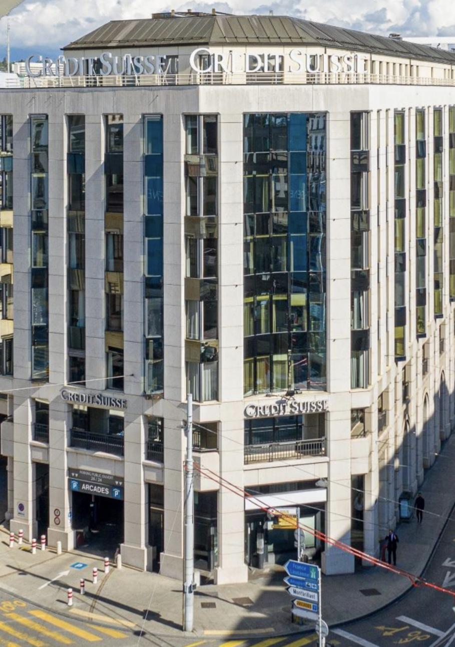 Immeuble Rue de Lausanne | Acquisition CHF. 300 millions