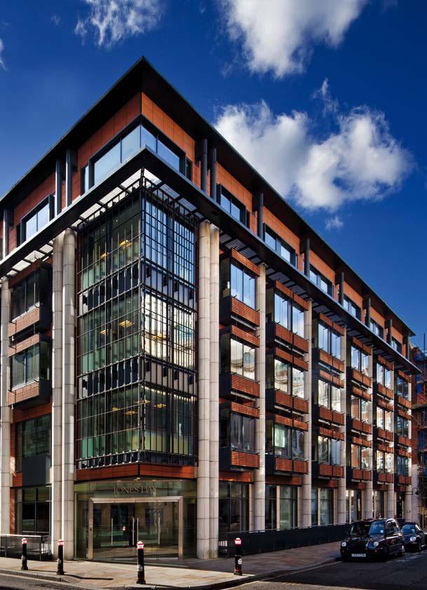 AFIAA fait l'acquisition d'un immeuble de bureaux de premier choix à Londres