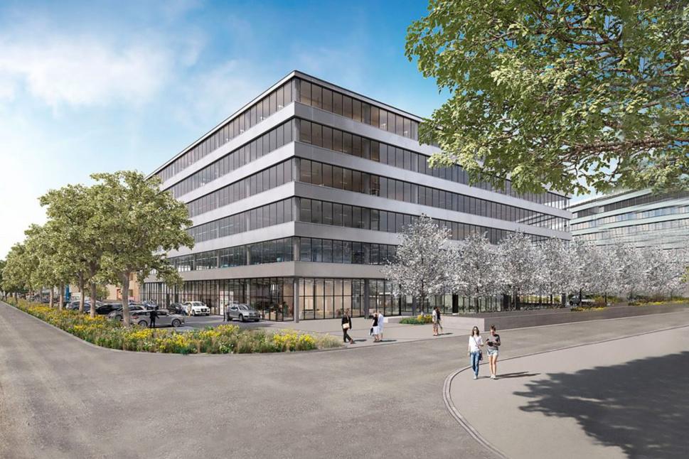 Zurich: pose de la première pierre du Manufakt8048