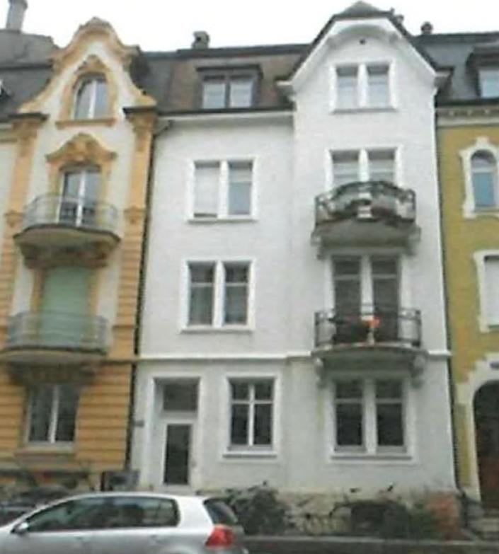 A vendre immeuble résidentiel à Bâle