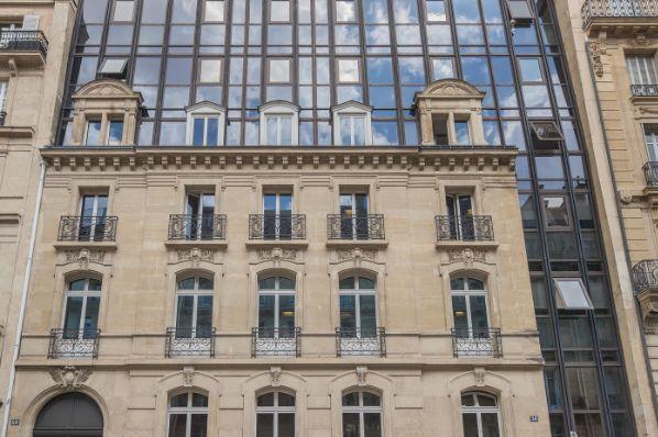 AEW acquiert un complexe de bureaux à Paris