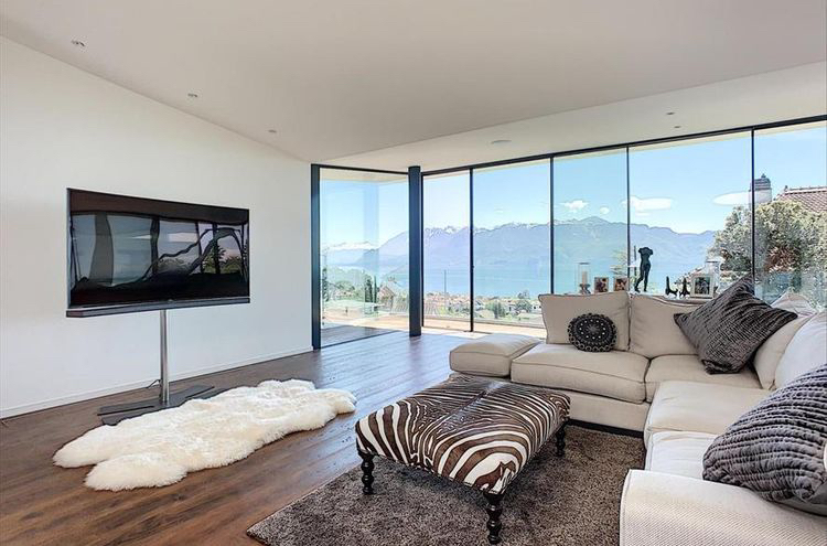 Maison individuelle à vendre - 1095 Lutry 12 pièces CHF. 13'000'000.-
