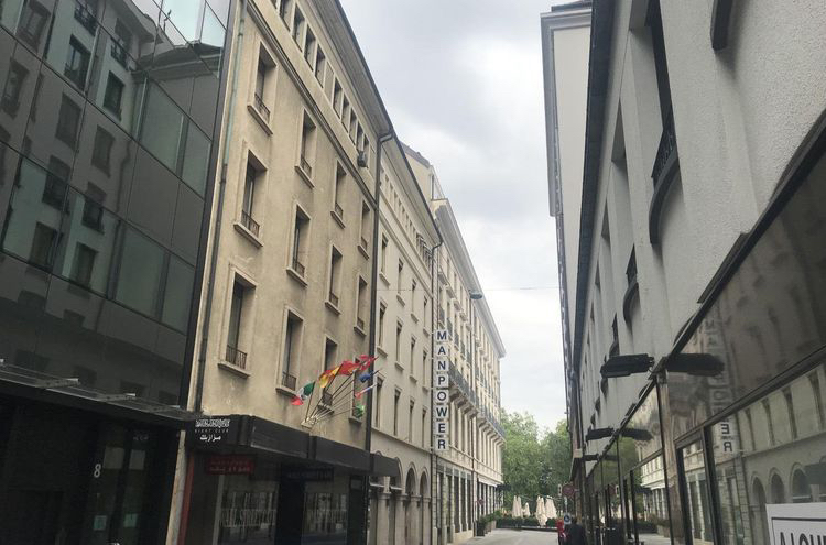 Bureau à louer - 1201 Genève, Rue Arnold Winkelried 6, CHF 4'873.- / mois