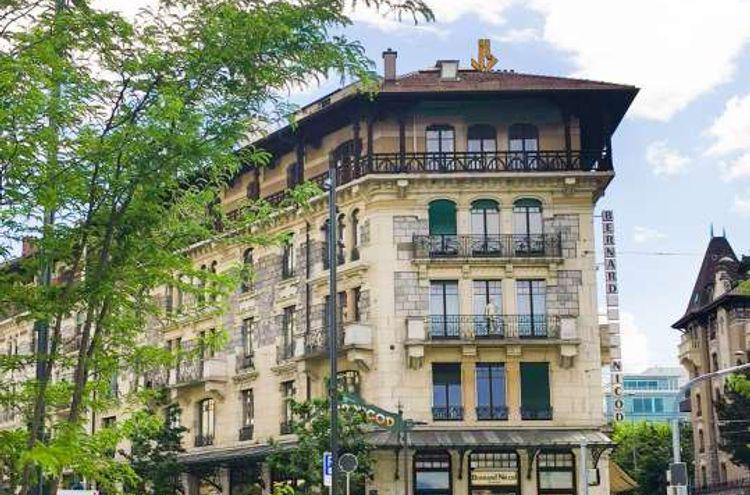 Bureau à louer - 1207 Genève, Route de Chêne 11, CHF 15'547.–