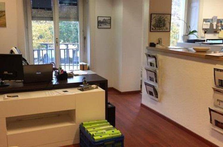 Bureau à louer - 1700 Fribourg, Square des Places 1, CHF 3'811.- / mois