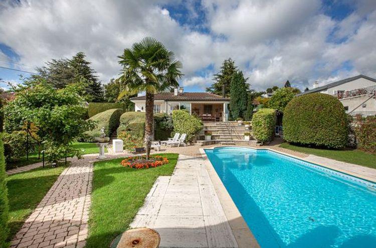 Maison individuelle à vendre - 1299 Crans-près-CélignyCHF 2'700'000.-, CHF 19'425 / m²