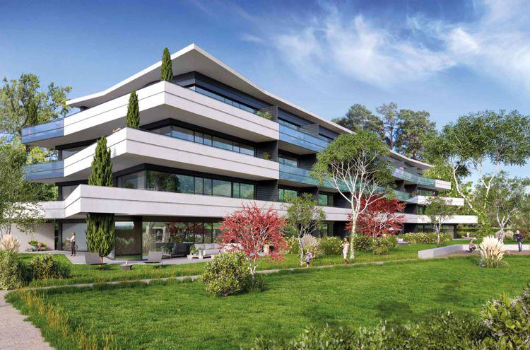 Appartement à vendre - 1260 Nyon CHF 685'000.-, CHF 11'417 / m²
