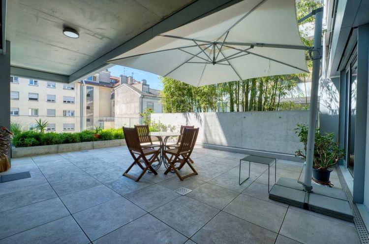 Appartement à vendre - 1201 Genève CHF 2'590'000.-, CHF 16'392 / m²