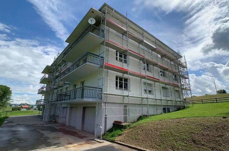 Immeuble résidentiel à vendre - 1679 Villaraboud CHF 3'600'000.-,CHF 3'568 / m²
