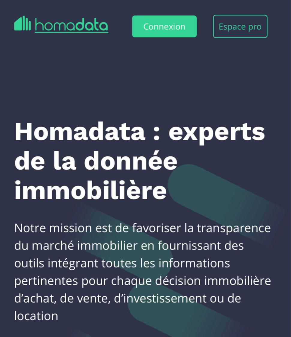 Homadata devient la nouvelle filiale du groupe Wüest Partner