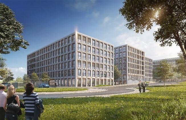 Implenia remporte de nouveaux projets dans le domaine du bâtiment en Allemagne