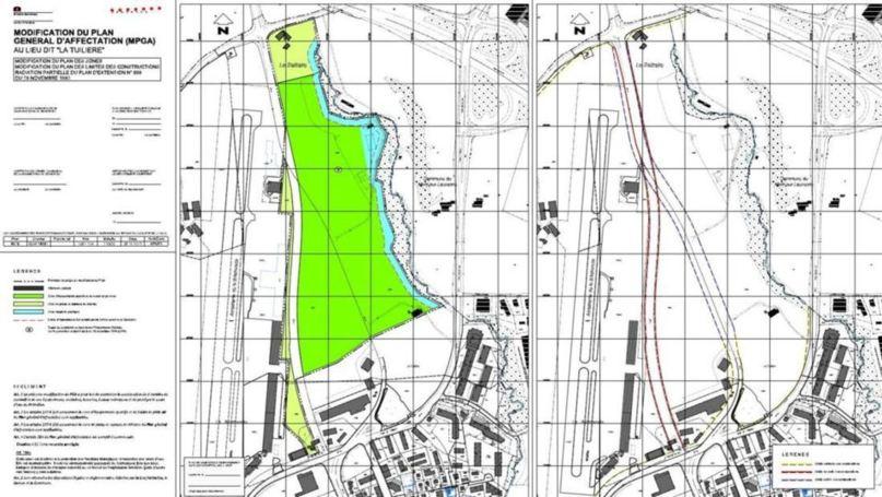 Métamorphose : nouvelle étape pour le centre de football de la Tuilière