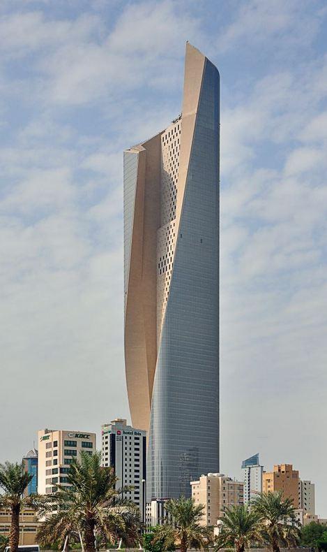 Al Hamra Tower  Copyright: Pawel Sulima / SOM