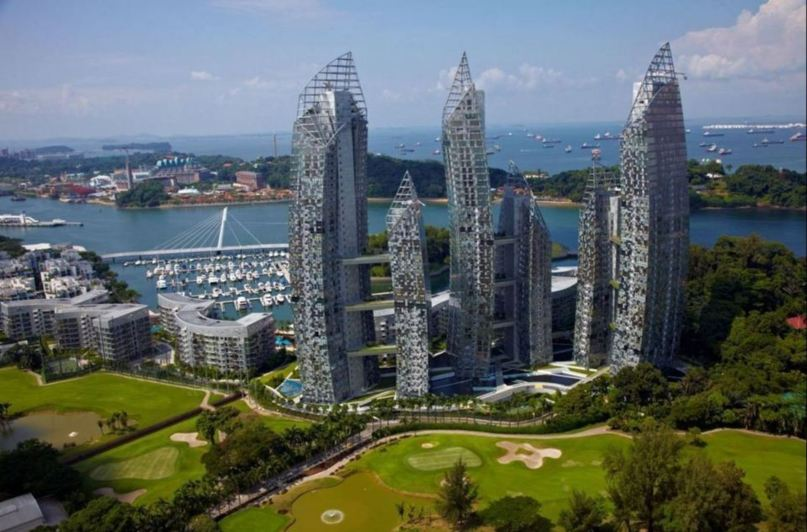 8. Reflections at Keppel Bay  Copyright: Courtesy of TTJ Holdings Ltd